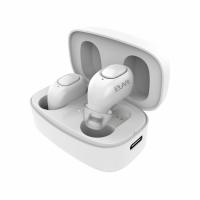 Беспроводные стерео наушники-гарнитура Elari EarDrops, белые