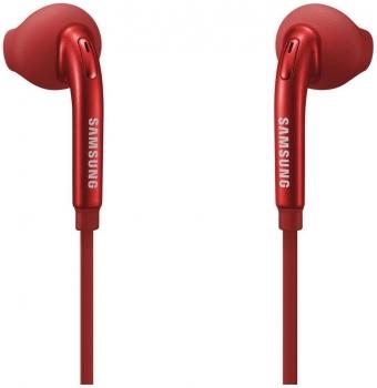 Наушники внутриканальные Samsung EO-EG920L (EO-EG920LREGRU), красные