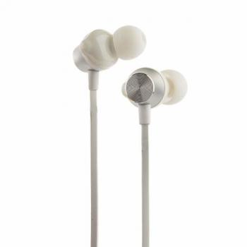Наушники Hoco M32 Contented wave, универсальные с микрофоном (1.2 м), белые