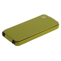 HOCO Duke Leather Case для iPhone 5 (green)