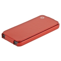 HOCO Duke Leather Case для iPhone 5 (Red)