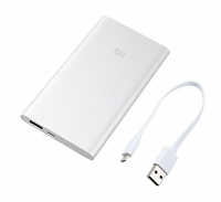 Power Bank Xiaomi 5000 mAh оригинал, белый