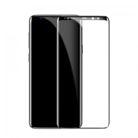 Защитное стекло BASEUS 0.3MM Tempered Glass для SAMSUNG GALAXY S9, черное