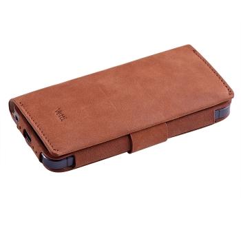 Чехол Vetti Lusso Case для iPhone 5 (Brown)