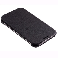 Чехол книжка Flip Cover для Samsung Galaxy Note 2 N7100 (черный)
