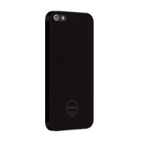 Ozaki O!Coat 0.3 Solid for iPhone 5 (black)