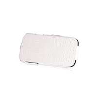 Borofone Crocodile Leather case для Samsung Galaxy S4 i9500 (white)