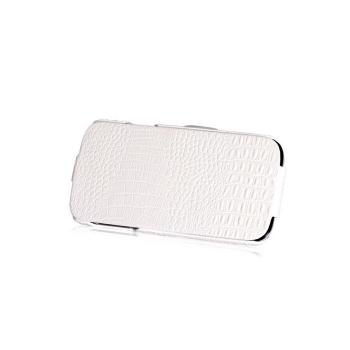 Чехол Borofone Crocodile Leather case для Samsung Galaxy S4 i9500 (white)