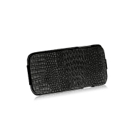 Borofone Crocodile Leather case для Samsung Galaxy S4 i9500 (black)