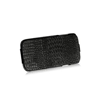 Чехол Borofone Crocodile Leather case для Samsung Galaxy S4 i9500 (black)