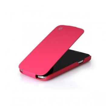 Чехол HOCO Leather case для Samsung Galaxy S4 i9500 (rose)