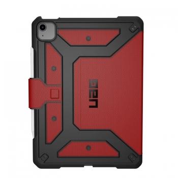 """Чехол UAG Metropolis для Apple iPad Air 10.9"""" 2020 года (4-го поколения), (Magma), красный"""
