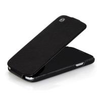 HOCO Leather case для Samsung Galaxy S4 i9500 (black)
