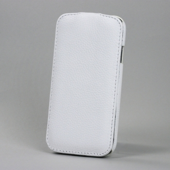 Чехол BONRONI Leather Case for Samsung Galaxy S4/IV GT-I9500 (white)