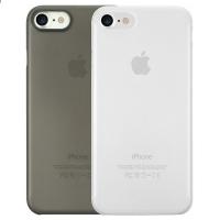 Чехлы для iPhone 7 Ozaki O!coat 0.3 Jelly 2in1 (OC720CK) Clear+Black