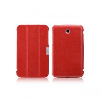 Чехол IcareR для Samsung Galaxy Tab 3 7.0 (красный)