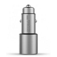 Зарядное устройство Автомобильное зарядное устройство Xiaomi Car Quick Charger 3.0 Silver CZCDQ02ZM