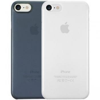 Чехлы для iPhone 7 Ozaki O!coat 0.3 Jelly 2in1 (OC720CD) Clear+Dark Blue