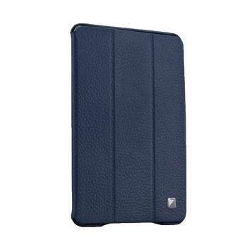Чехол для iPad Mini Mobler Texture (синий)