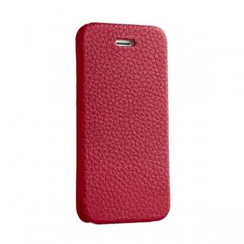 Чехол mobler Texture (красный) для iPhone 5