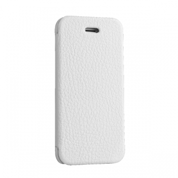 Чехол mobler Texture (белый) для iPhone 5