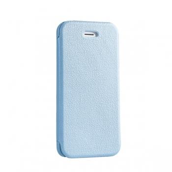 Чехол mobler Classic (голубой) для iPhone 5