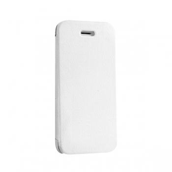 Чехол mobler Classic (белый) для iPhone 5