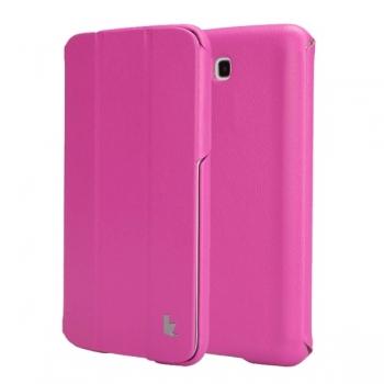 Чехол Jisoncase Classic Smart Case для Samsung Galaxy Tab 3 7.0 (Rose)