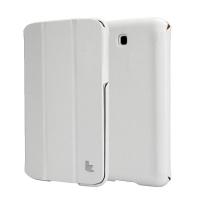 Jisoncase Classic Smart Case для Samsung Galaxy Tab 3 7.0 (white)