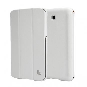 Чехол Jisoncase Classic Smart Case для Samsung Galaxy Tab 3 7.0 (white)