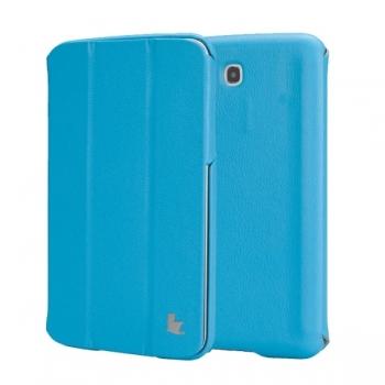 Чехол Jisoncase Classic Smart Case для Samsung Galaxy Tab 3 7.0 (blue)
