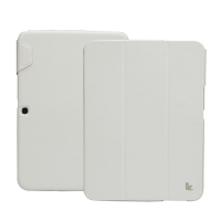 Jisoncase Classic Smart Case для Samsung Galaxy Tab 3 10.1 (white)