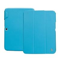 Jisoncase Classic Smart Case для Samsung Galaxy Tab 3 10.1 (blue)