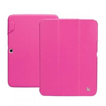 Чехол Jisoncase Classic Smart Case для Samsung Galaxy Tab 3 10.1 (rose)