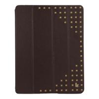 Jison Case Premium с заклепками (коричневый)