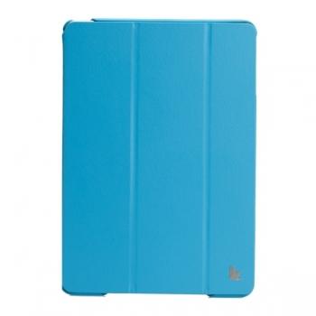Чехол Jisoncase Premium Smart Cover для iPad Air (синий)