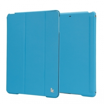 "Jisoncase Premium Smart Cover для iPad 9.7"" 2018 года (6-е поколение) синий"