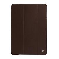 """Jisoncase Premium Smart Cover для iPad 9.7""""(2017) коричневый"""