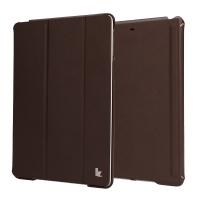 """Jisoncase Premium Smart Cover для iPad 9.7"""" 2018 года (6-е поколение) коричневый"""