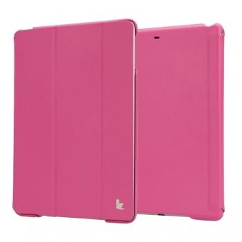 "Jisoncase Premium Smart Cover для iPad 9.7""(2017) розовый"
