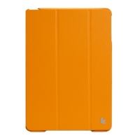Jisoncase Premium Smart Cover для iPad Air (оранжевый)