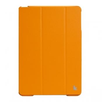 Чехол Jisoncase Premium Smart Cover для iPad Air (оранжевый)
