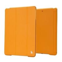 """Jisoncase Premium Smart Cover для iPad 9.7"""" 2018 года (6-е поколение) оранжевый"""