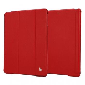 """Jisoncase Premium Smart Cover для iPad 9.7"""" 2018 года (6-е поколение) красный"""