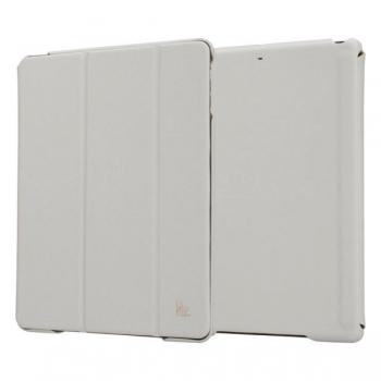 Чехол Jisoncase Premium Smart Cover для iPad Air (белый)