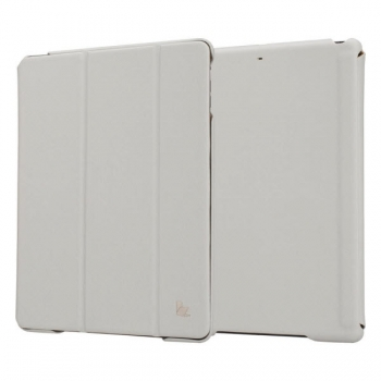 "Jisoncase Premium Smart Cover для iPad 9.7""(2017) белый"