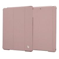 "Jisoncase Premium Smart Cover для iPad 9.7""(2017) светло-розовый"
