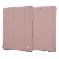 "Jisoncase Premium Smart Cover для iPad 9.7"" 2018 года (6-е поколение) светло-розовый"