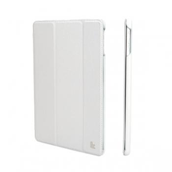 Чехол  Jisoncase Smart Leather Case для iPad Air (белый)