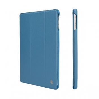 Чехол Jisoncase Smart Leather Case для iPad Air (синий)